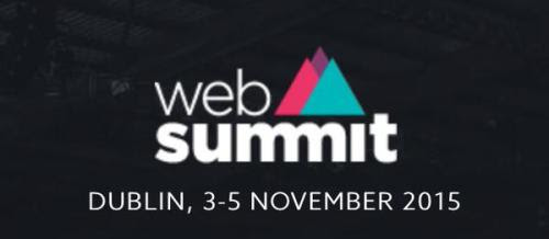 "Featured Startup at Web Summit, the ""best technology conference on the planet"""