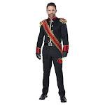 California Costume Dark Prince Royal Kingdom Adult Mens Halloween Costume 01465 by fearless apparel
