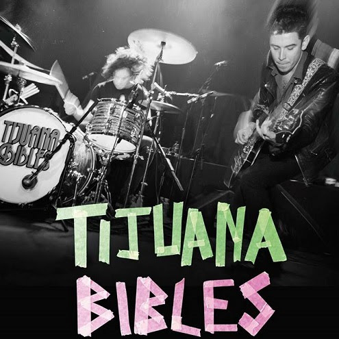 Track of the Day – TIJUANA BIBLES – Pariah