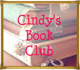 Cindy's Book Club button