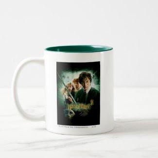 Harry Potter Ron Hermione Dobby Group Shot mug