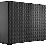 Seagate - Expansion Desktop 4TB External USB 3.0 Hard Drive - Black