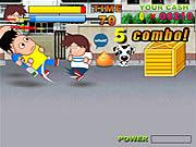 Jogar High school backstreet fighter Jogos