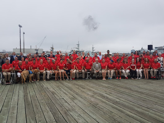 Invictus Games | Team Canada: We Are Unconquered | All Habs Hockey Magazine