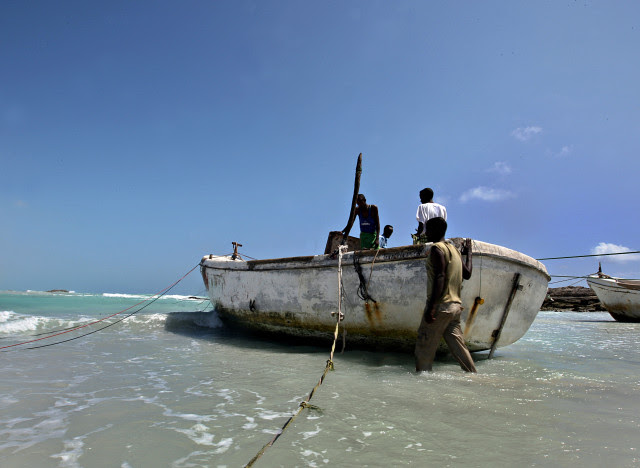 somalian coasts