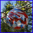 4th of July  -  White House Christmas Ornament - White House, U.S. Capitol, Supreme Court Ornament Collection