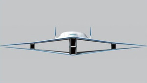 New Bi-Plane Design Promises All of the Sonic, None of the Boom