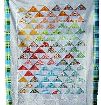 Sunshine on My Shoulders Quilt