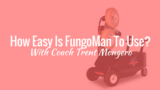 How Easy Is FungoMan To Use? [Video]