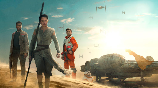 The Force Hits the Snooze Button: My Thoughts on The Force Awakens