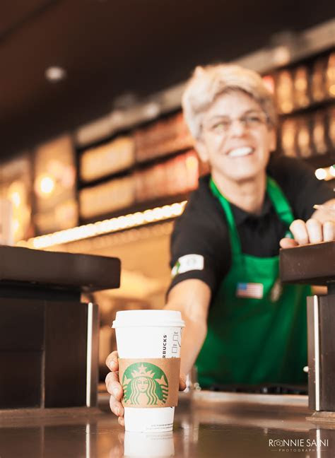 Starbucks Corporate Photoshoot Boston