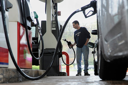 U.S. Chamber of Commerce to push Trump, Congress to raise the gas tax to fund infrastructure - The Washington Post