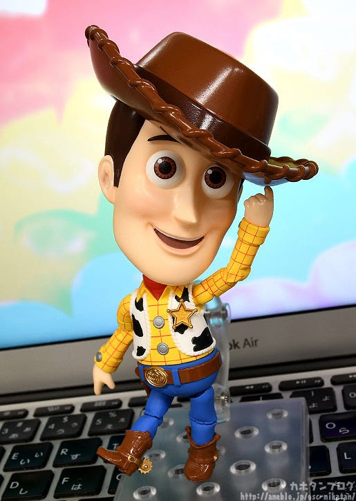 Nendoroid Woody Toy Story Kahotans Blog Good Smile Company