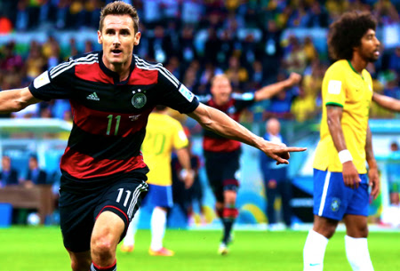 Germany scores two additional goals against Brazil on drive back to hotel – The Heckler