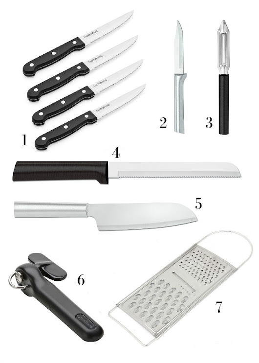 18 Essential Tools, Knives & Gadgets for Healthy Kitchens {+ 7 Nice-to-Haves}