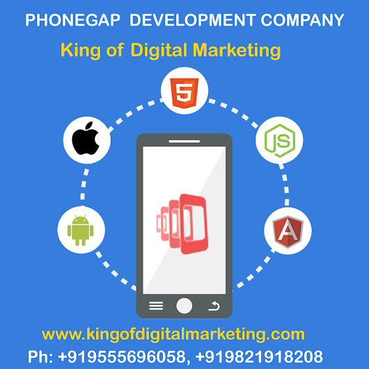 PhoneGap App Development Services, PhoneGap Development Services Company in India | Best Digital Marketing Company  in Delhi, SEO Services, SMO PPC Services