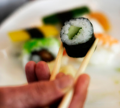 Environmentally friendly sushi?! - OceanAmp