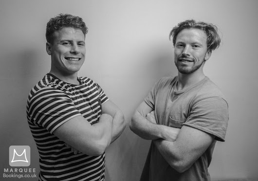 Meet the co-founders of Marquee Bookings