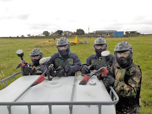 Paintball For Kids - What You Need To Know | Battlezone Paintball