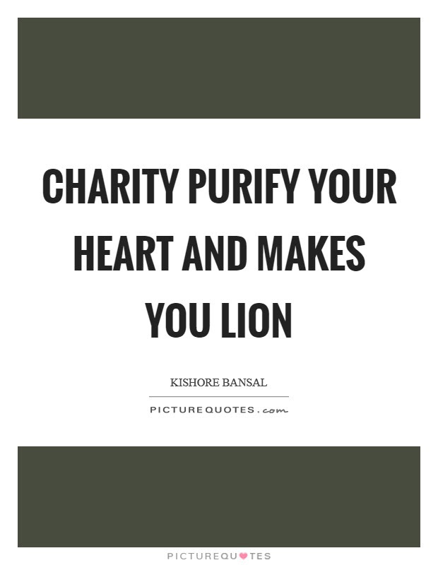 Heart Of A Lion Quotes Sayings Heart Of A Lion Picture Quotes