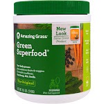 Amazing Grass Green SuperFood The Original 8.5 oz (240 Grams)