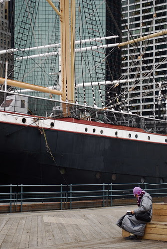 Below the mast