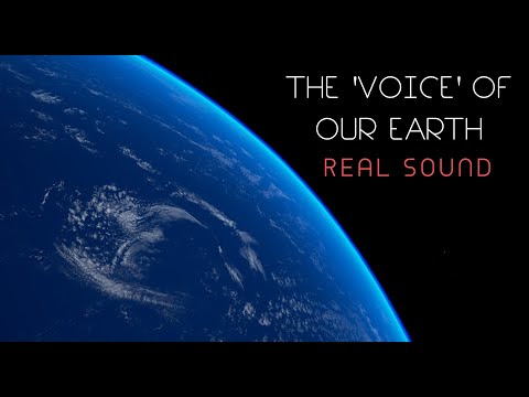 NASA Recorded The 'Voice' of our Earth (HD/3D)