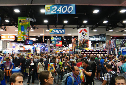 5 Last Minute Ways to Make San Diego Comic-Con 2015 Better for YOU - San Diego Comic-Con Survival Guide