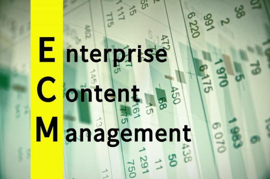 What you need to know about enterprise content management