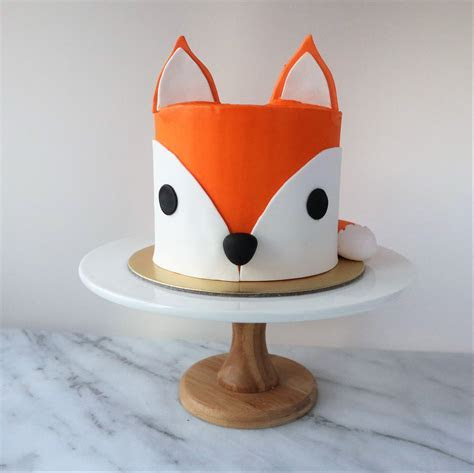 Mr Fox Cake ? ? Creme Maison Bakery Singapore