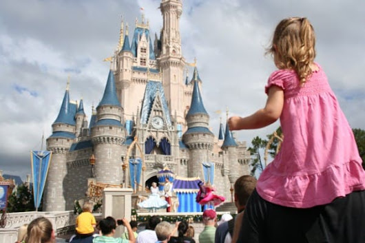 Visiting the Theme Parks at Walt Disney World with a Baby or Toddler