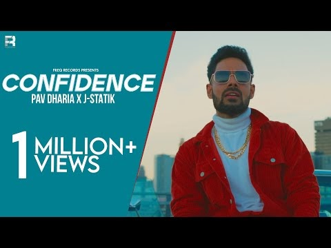 Confidence by Pav Dharia Song Download MP3