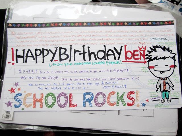 typicalben birthday card