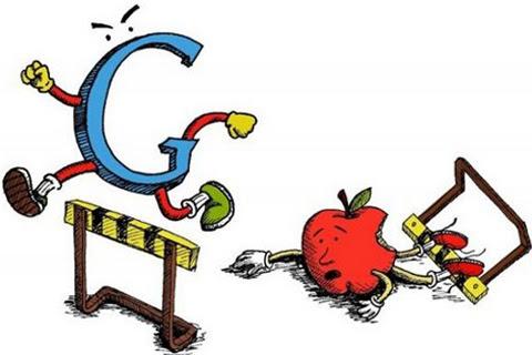Apple, Google, xe tự lái, Google Glass, iPhone, iPad, iTV, đồng hồ thông minh