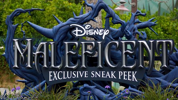 Disneyland Resort, Disney California Adventure, A Bug's Land, it's tough to be a bug, Maleficent, Trailer
