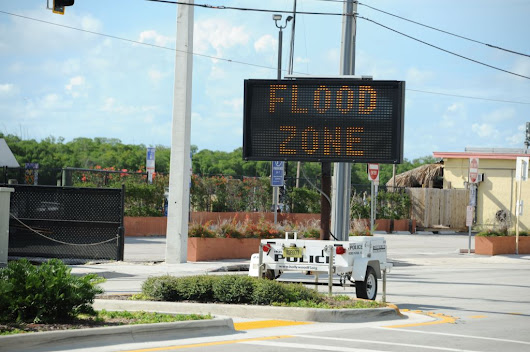 Most Florida flood zone properties lack flood insurance