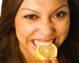 Лимон против сонливости