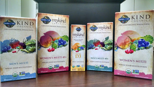 My Kind Organics by Garden of Life