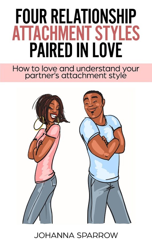 Four Relationship Attachment Styles Paired In Love: How to | Etsy