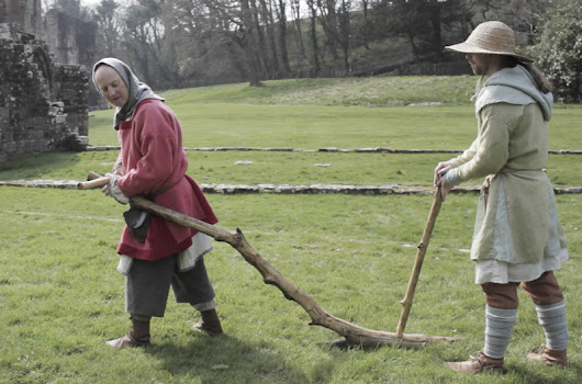 The lot of a medieval farmer ... and all his family! | Blog | Iron Shepherds Living History