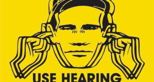 Protect your ears to avoid noise-induced hearing loss, which is permanent