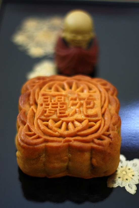Li Yen Mixed Nuts mooncake