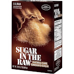 Sugar In The Raw Natural Cane Turbinado Sugar - 32oz
