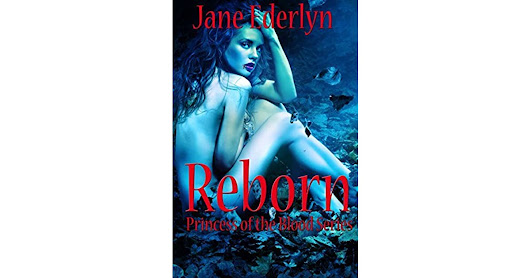 Amy Dockery's review of Reborn (Princess of the Blood #1)