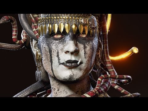 Gameplay ASSASSIN'S CREED ODYSSEY Walkthrough Part 1 (MEDUSA)
