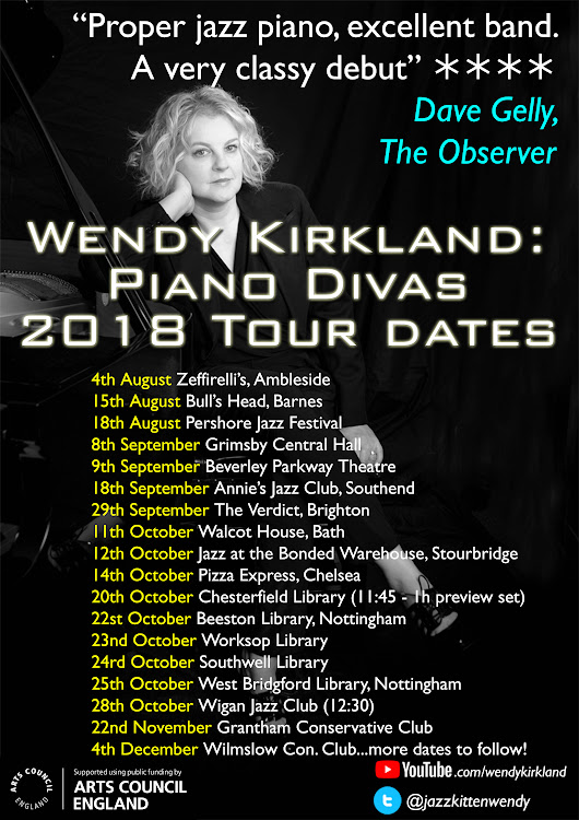 London tour dates announced…