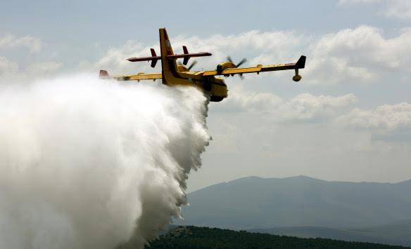 Μάνη: Σε εξέλιξη φωτιά στο Προσήλιο - Οι μάχες των πυροσβεστών στην υπόλοιπη χώρα!