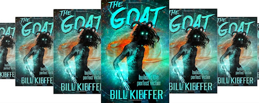 HORROR AUTHOR INTERVIEW: FIVE MINUTES WITH BILL KIEFFER