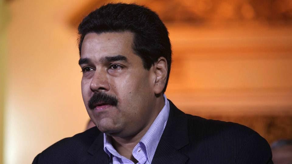 El jefe de Estado venezolano, Nicolás Maduro en una foto de archivo.