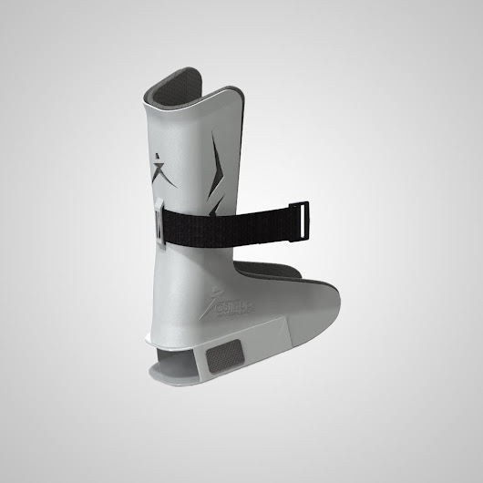 GStirrup Lithotomy Boots - The Future of Office Space Safety